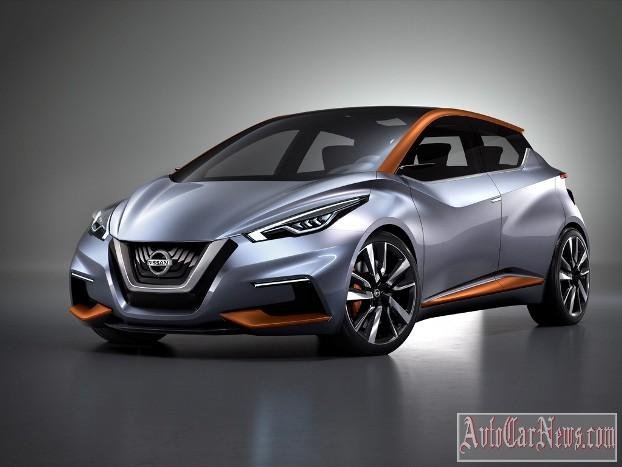 2015 Nissan Sway Concept Photo