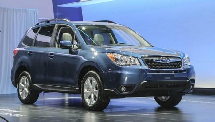 New Subaru Forester 2015 Photo