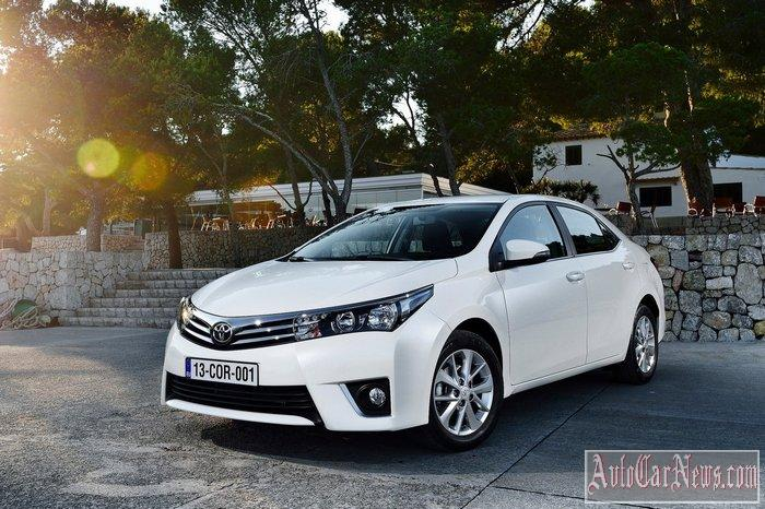 New Toyota Corolla 2015 Photo