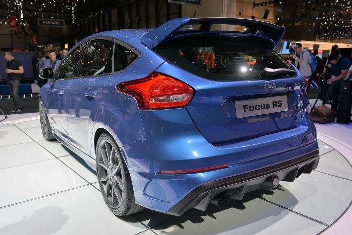 2016 Ford Focus RS Geneva Photo