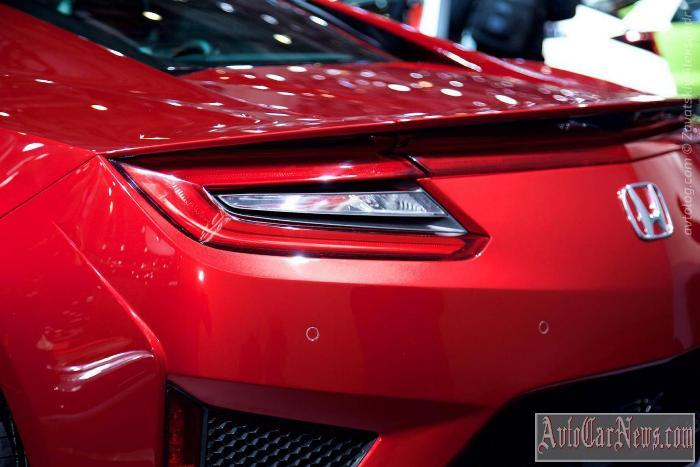 2016 Acura NSX Geneva 2015 Photo
