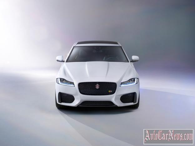 New 2016 Jaguar XF Photo