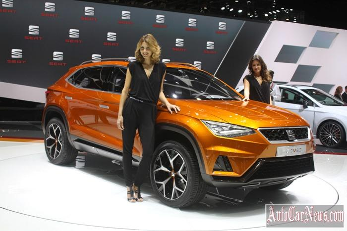Seat crosses over with 20V20 concept photo
