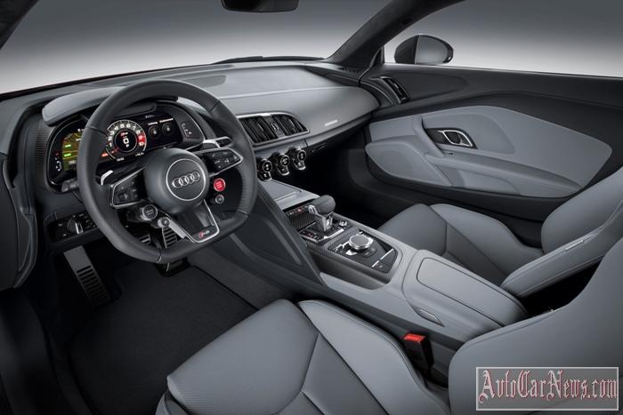 New Audi R8 2016 Photo