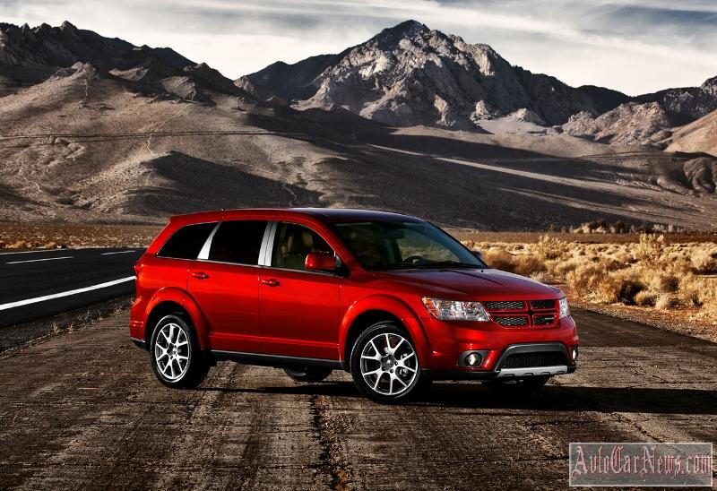 2012 Dodge Journey photo