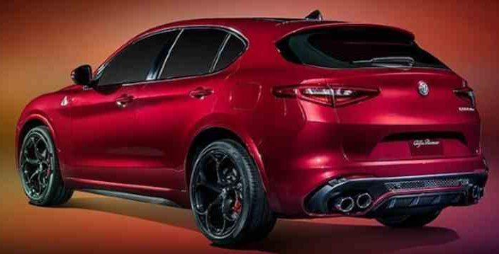2018 Alfa Romeo Stelvio: версия 505-HP