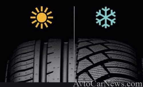 Почему нельзя использовать зимние шины летом